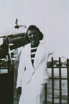 Ruth Hock, first AA secretary. She typed up the first Big Book Manuscript. (non-alcoholic) www.serenityvista.com
