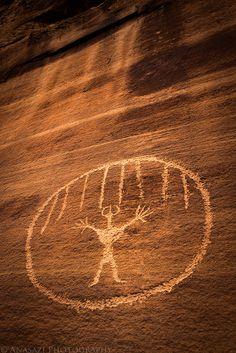 The Rainmaker. Desert SW, USA.