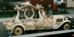 The Amazing Vintage Funeral Cars Of Argentina