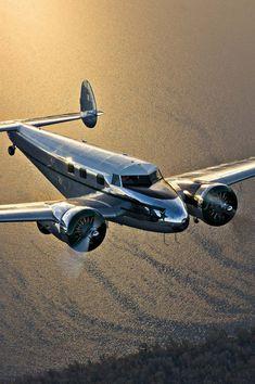 Lockheed 12A Electra Junior NC18097 | Flickr - Photo Sharing!