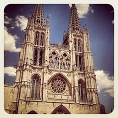 """Catedral de #Burgos"" ...por @gigisalmoiraghi • Instagram"