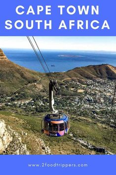 Wondering what to do in in Cape Town South Africa? Here are 25 adventurous things to do in Cape Town for non-adventure travelers. Travel in Africa. #AfricaTravelCapeTown