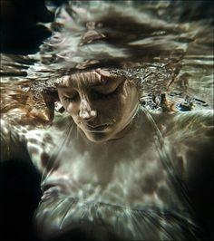 underwater sleep