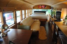 https://www.reddit.com/r/TinyHouses/comments/2ow035/tiny_living_on_a_1985_school_bus/?