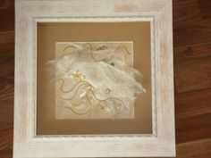 FRAMED SAMPLE FOR SALE $80.00 Ivory Sampler