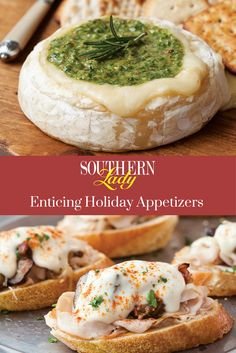 These delicious holiday appetizers are the perfect make-and-take dishes for any holiday gathering.