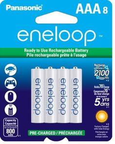 8 pack AAA eneloop $14.68 FS with prime #LavaHot http://www.lavahotdeals.com/us/cheap/8-pack-aaa-eneloop-14-68-fs-prime/151249?utm_source=pinterest&utm_medium=rss&utm_campaign=at_lavahotdealsus