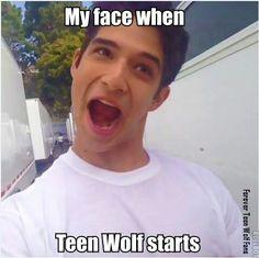 All to true... #teenwolf