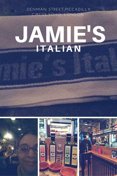 Jemie's italian - London