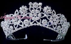 Coroa Strass p/ Noiva e 15 Anos gca03ra