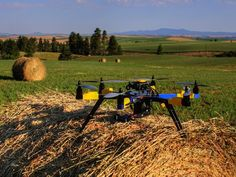 Growing use of drones poised to transform agriculture via USA Today
