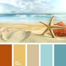 Image result for sea and sand color palette