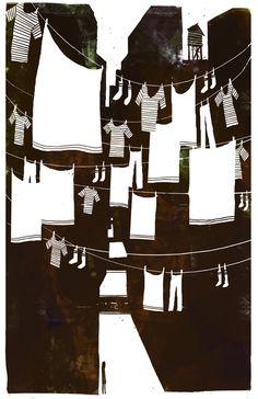 Ilustración de JON KLASSEN