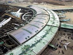 THE BEST AIRPORT IN THE WORD