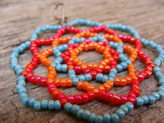 Happiness Mandala Pendant by Tresijas, via Flickr