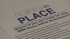 Aging in place seminar