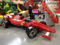 Formula 1 Pit Stop Challenge