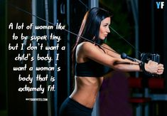 Here are 41 motivational fitness quotes for women: Fitness Quotes for Women: Today, fitness has been an ongoing trend, especially to Americans. Fitness Quotes Women, Motivational Quotes For Women, Fitness Motivation Quotes, Fitness Goals, Fitness Sayings, Women's Fitness, Workout Motivation, Gym Supplements