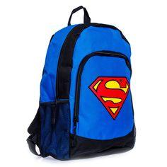 DC Comics Superman Backpack (Blue)