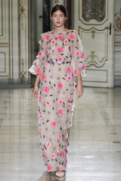 LUISA BECCARIA Spring-Summer 2016-17 Collection  Feminine Beauty: Milan Fashion Week | ZsaZsa Bellagio - Like No Other