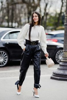 52 Trendy Fall Street Style Outfits for 2018 fashion # fashion Street Style Outfits, Street Style Trends, Street Outfit, Autumn Street Style, Street Style Women, Fashion Outfits, Ootd Fashion, London Fashion, Fashion Boutique
