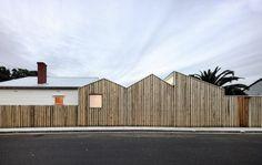 Vic Ash Timber facade