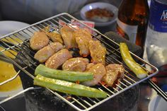 Barbecue goat's breast. #barbecue #foodie #foodtour #xotours