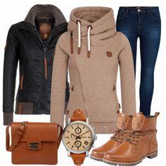 Federleicht Outfit - Herbst-Outfits bei FrauenOutfits.de