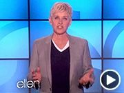 I love Ellen and applaud J.C. Penney for understanding what an amazing person she is.