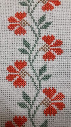 Cross Stitch Borders, Cross Stitch Rose, Cross Stitch Patterns, Deer, Embroidery, Design, Cross Stitch Kits, Cross Stitch Pictures, Quilts