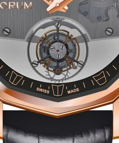 Admiral's Cup Legend 42 Flying Tourbillon by Corum