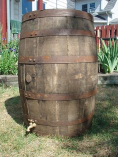 Red Hill General Store: Uses for Wooden Barrels