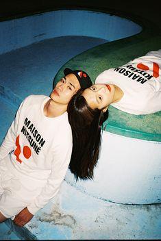 "[FASHION] MAISON KITSUNÉの最新コレクションのテーマは""礼式"" - NYLON JAPAN"