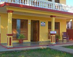 Casa Dos Hermanos #CasaParticular #Vinales #Cuba - Bed and Breakfast Vinales Cuba. Page 1 - BandBCuba.com