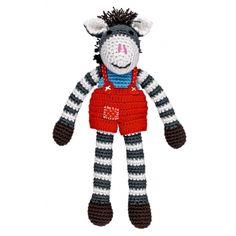 Babyglück Häkel-Esel grau/rot 30cm Little Boy Toys, Toys For Boys, Little Boys, Tigger, Disney Characters, Fictional Characters, Baby, Donkeys, Red