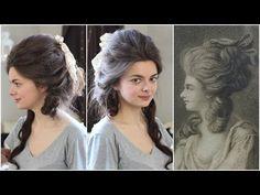 Georgiana Cavendish - Tutorial   Beauty Beacons - YouTube