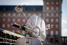 {vespa @ Madrid} by sergi meseguer, via Flickr