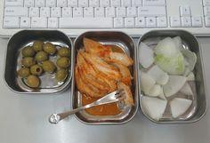 • [ 2016년4월26일. Tuesday. 1PM ] ➡ 점심 : 칠리 닭가슴살 120g + 생양파 1/2 + 그린 올리브 ➡ lunch : chilli chicken breast (120g) with raw onion (1/2) & green olive ✔ • ■ I am Fractal Curator • 프랙탈 큐레이터 ● I do Fractal Exercise • 프랙탈 운동법 ● I keep Fractal Diet • 프랙탈 다이어트 ● I cook by myself • 식단 직접 구성!  #프랙탈큐레이터 #프랙탈다이어트 #프랙탈운동 #프랙탈운동법 #다이어트 #체지방커팅 #fitness #healthyeating #fitness #운동 #chilli #닭가슴살 #서울 #헬스타그램 #헬스 #diet #dieta #gym #workout #diets #dieting #gym #gymtime #피트니스 #olive #exercises #lunch # lunchtime…