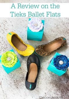 (Order Size 5 for Ingrid)... Are Tieks Worth it? Here's my Honest Review! | Decorchick!®