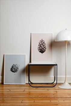 NATURE 1:1 PINE CONE BY FORM US WITH LOVE / http://www.paper-collective.com/product/nature-1-1-hailstone-by-form-us-with-love