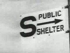 """Duck and Cover,"" the 1951 nuclear drill movie produced for schoolchildren by the Federal Civil Defense Administration."