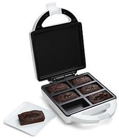 #ThinkGeek                #ThinkGeek                #Brownie #Factory         Brownie Bar Factory                                 http://www.seapai.com/product.aspx?PID=1805152