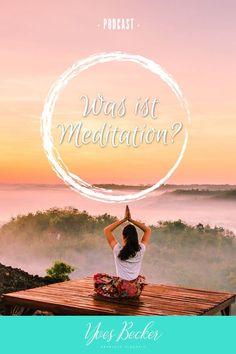Was ist eigentlich Meditation? Yves Becker - absolute Klarheit moderne Meditation #meditiation #manifestation #selbstliebe #achtsamkeit Meditation Stress, Beach Mat, Outdoor Blanket, Mindfulness, Tibet, Inspiration, Meditation For Beginners, Spiritual Life, Panic Attacks