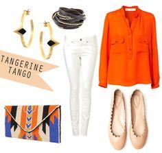 The Diaries of Miss Bad: Agosto 2012    Tangerine Tango