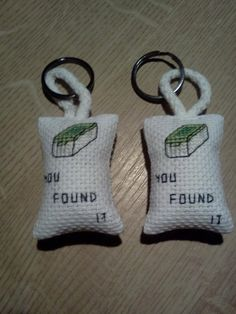 Could make this for a FTF for a #geocache