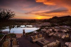 Four Seasons Safari Lodge Serengeti - Hotels - Serengeti National Park - Tanzania - Africa - Travel