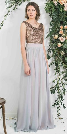 d09eb011483 Our best selling ESTHER skirt and IVY sequin top together as a beautifully  elegant option for