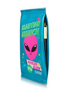 Mmm pickled alien, my favorite.