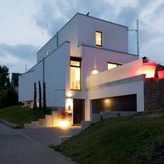 Modernes Einfamilienhaus in Essen: Modern Häuser von Stockhausen Fotodesign