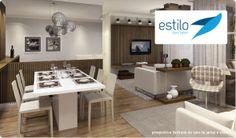 Estilo Bom Retiro (Open) - Apartamentos de 61 m² - 3 Dorm (1 Suite) na Rua Newton Prado - Centro de São Paulo - SP --Preço a partir de: R$ R$ 346.500,00